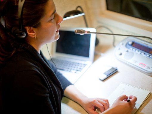 Основы устного перевода. Онлайн-курс для начинающих (английский или французский язык)