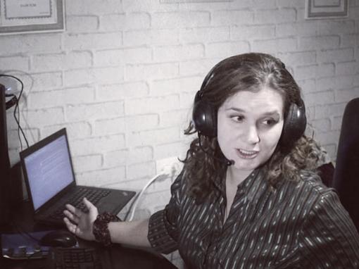 Эмма Каирова. Профессиональный переводчик, редактор; директор проекта